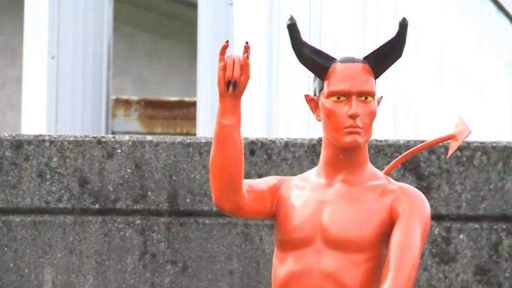 Project image for Bring Back Vancouver's Beloved Penis Satan Statue