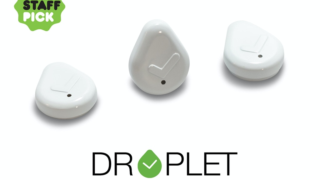 Droplet: The Smartest Button You'll Ever Press project video thumbnail
