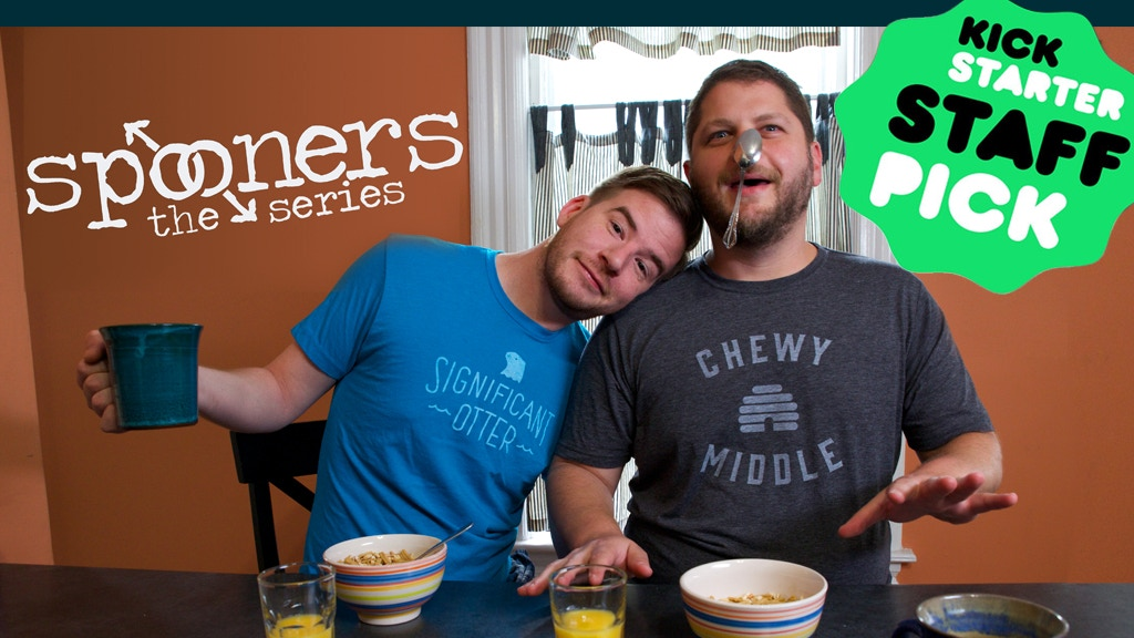 SPOONERS the Webseries project video thumbnail