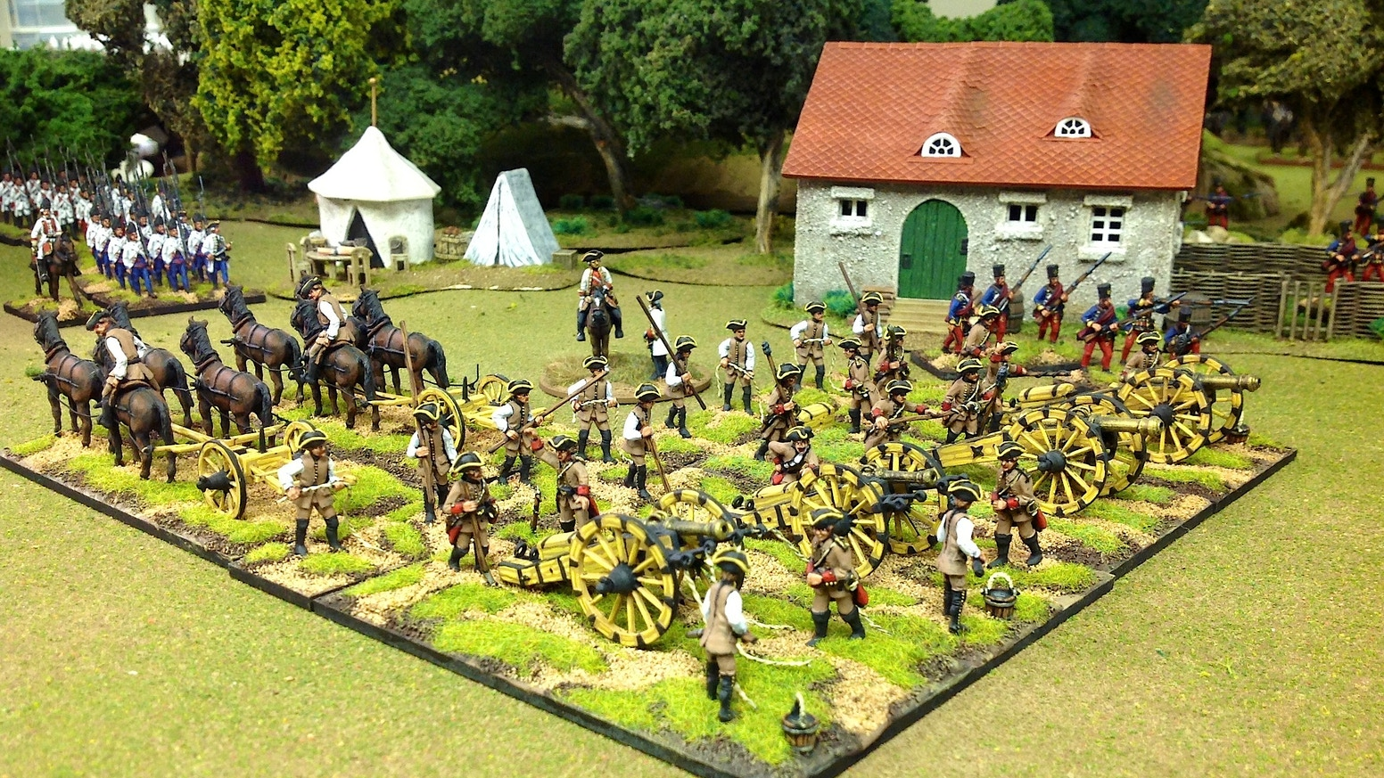 fife drum syw austrian artillery by james purky kickstarter
