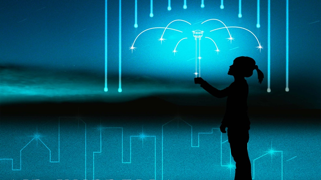 Air umbrella project video thumbnail
