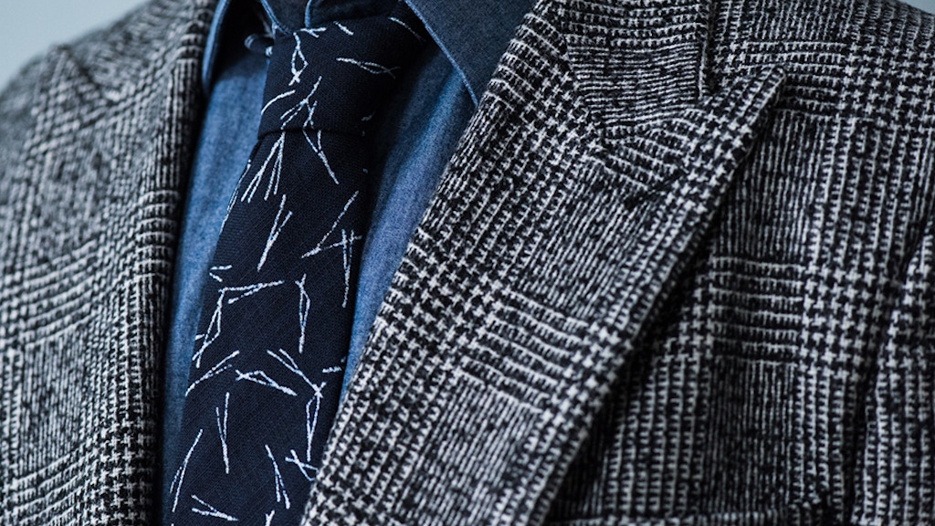 Jacques-Elliott Ties + Accessories by Elliot Aronow project video thumbnail