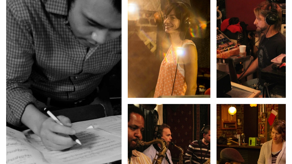 Upper East Side Big Band: The Christmas Project project video thumbnail