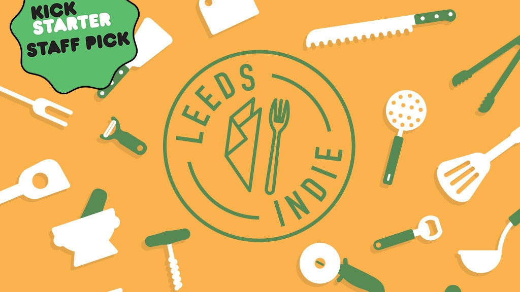 Leeds Indie Food Festival project video thumbnail