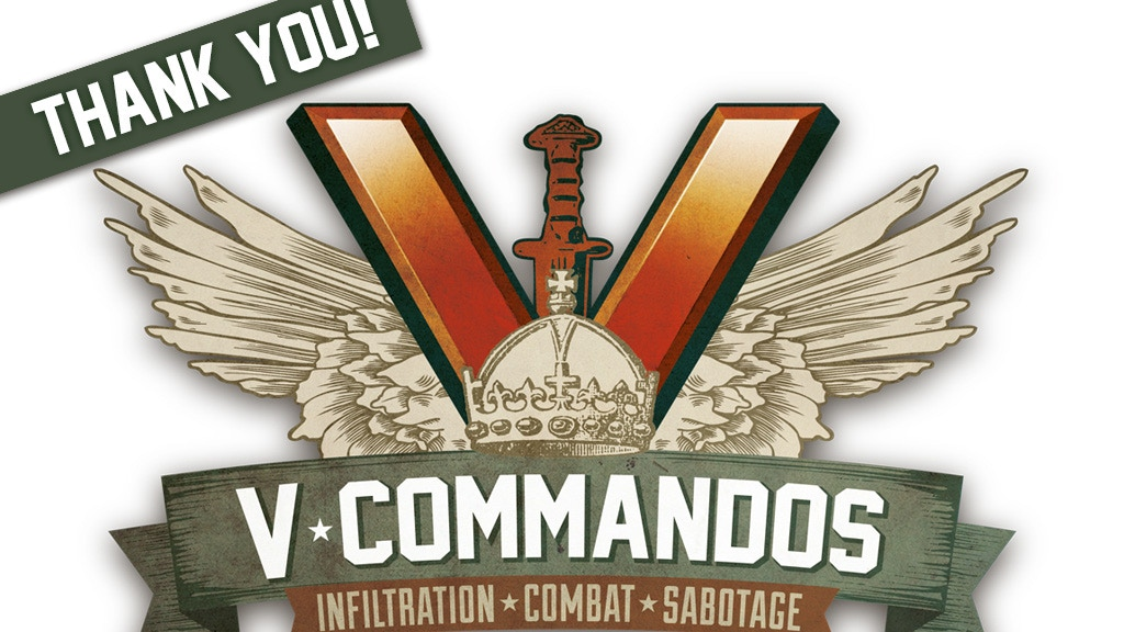 V-Commandos project video thumbnail