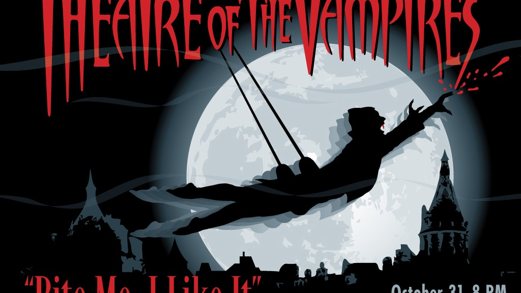Theatre of the Vampires project video thumbnail