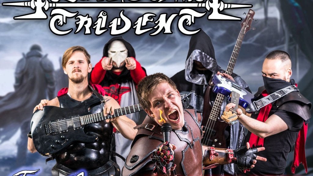 FROSTBURN - Lords of the Trident's new album! project video thumbnail