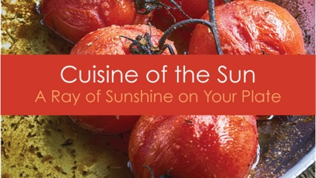 CUISINE OF THE SUN COOKBOOK project video thumbnail