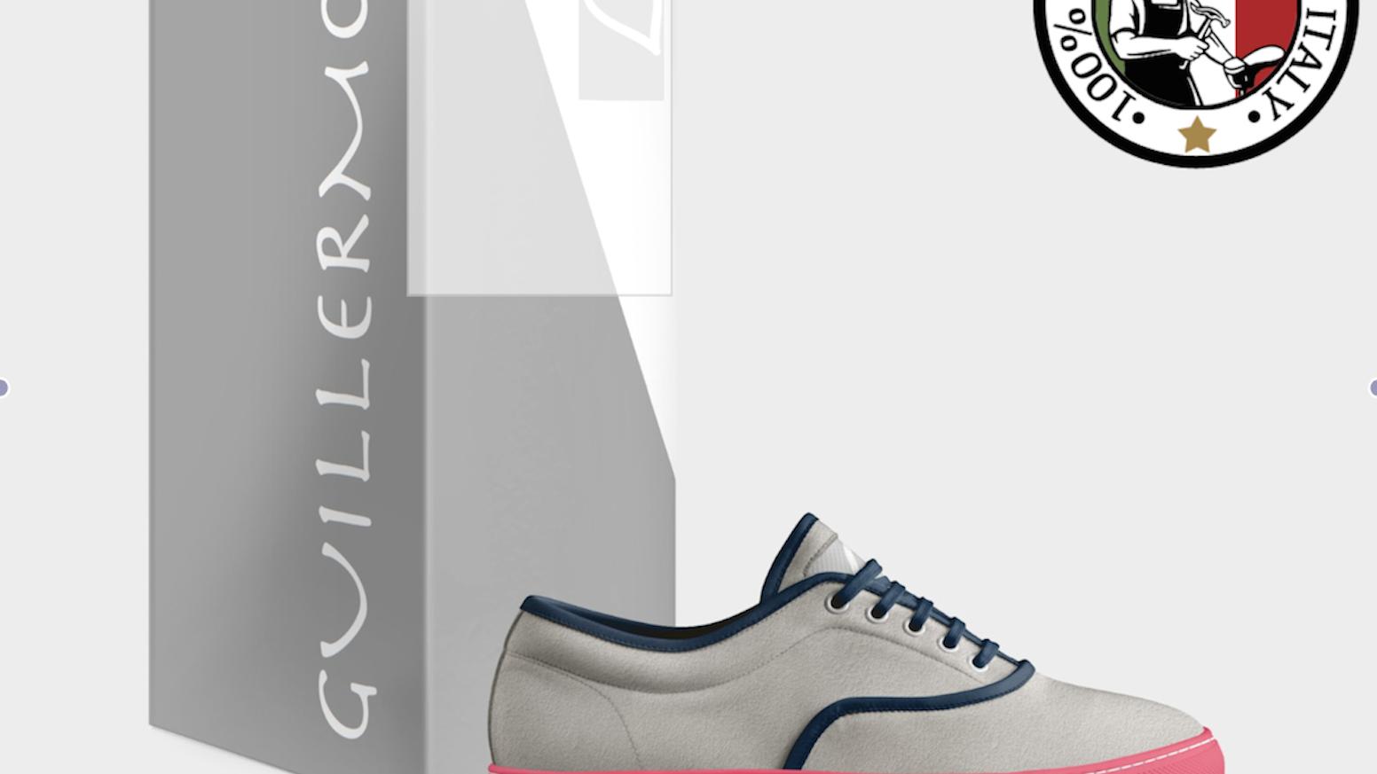 928e80537fc9 Handmade Fashionable Italian Shoes - Establishing GUILLERMO by ...