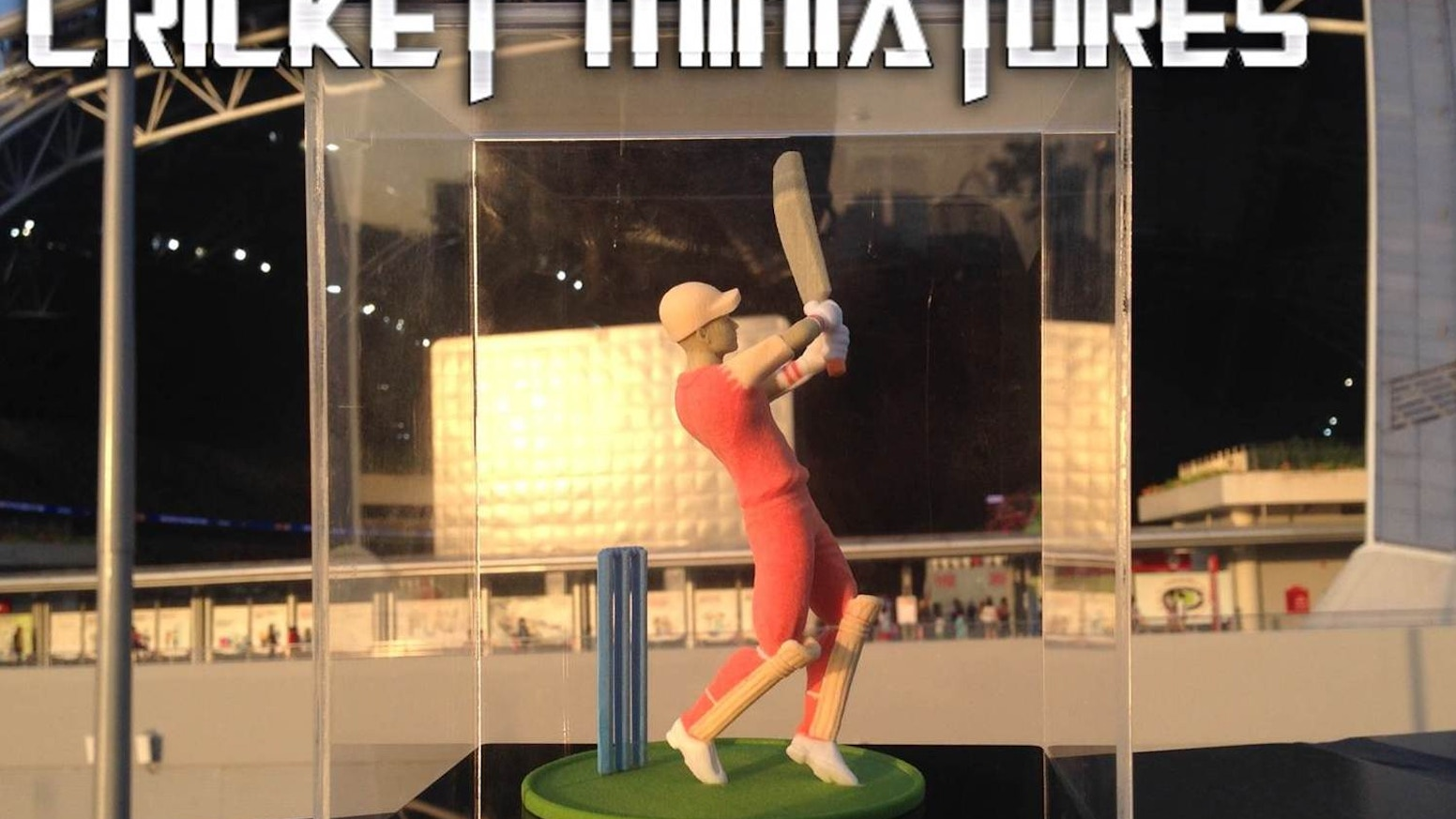 Cricket Miniatures by iPlay4Keeps — Kickstarter