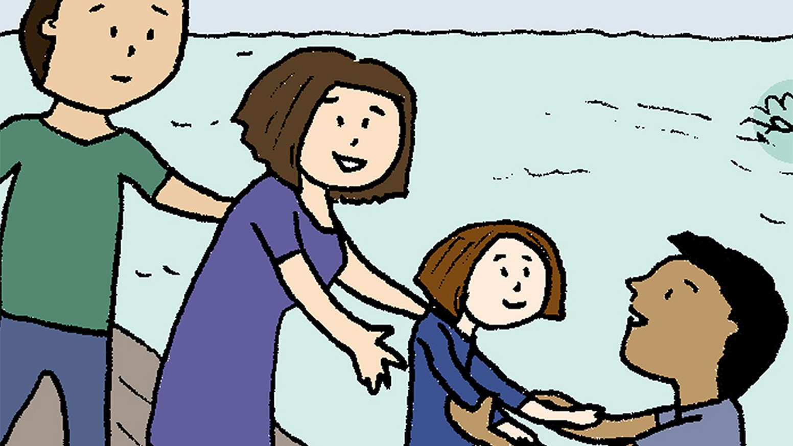 humanitarian cartoons by sphere project cartoon movement kickstarter
