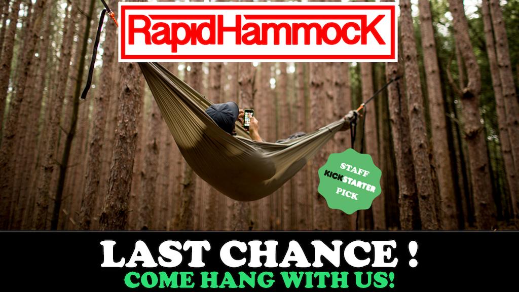 Rapid Hammock project video thumbnail