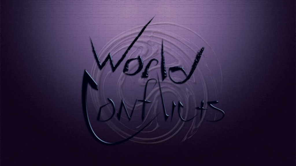 World Conflicts - Book 1 (A New Epic Fantasy Series) project video thumbnail