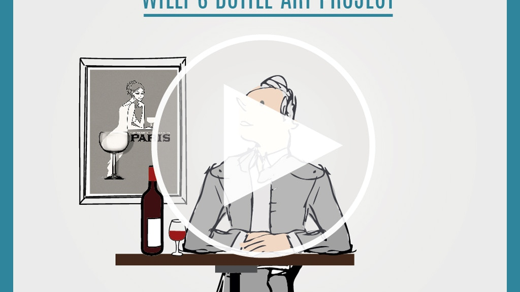 Willi's Message of the Bottle project video thumbnail