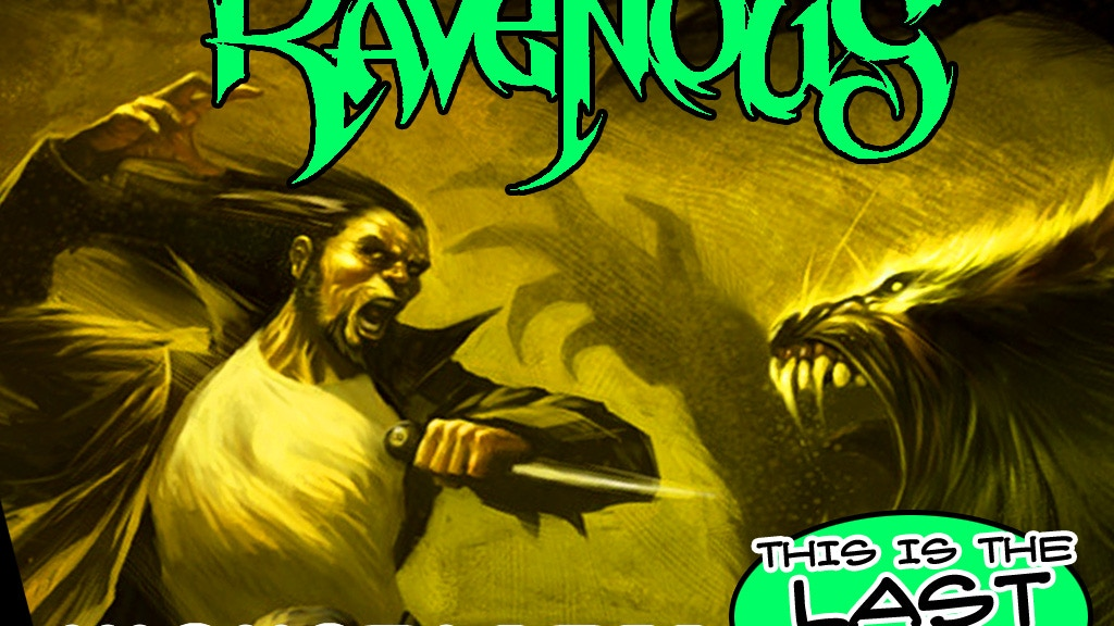 RAVENOUS - More than a HUNGER! project video thumbnail