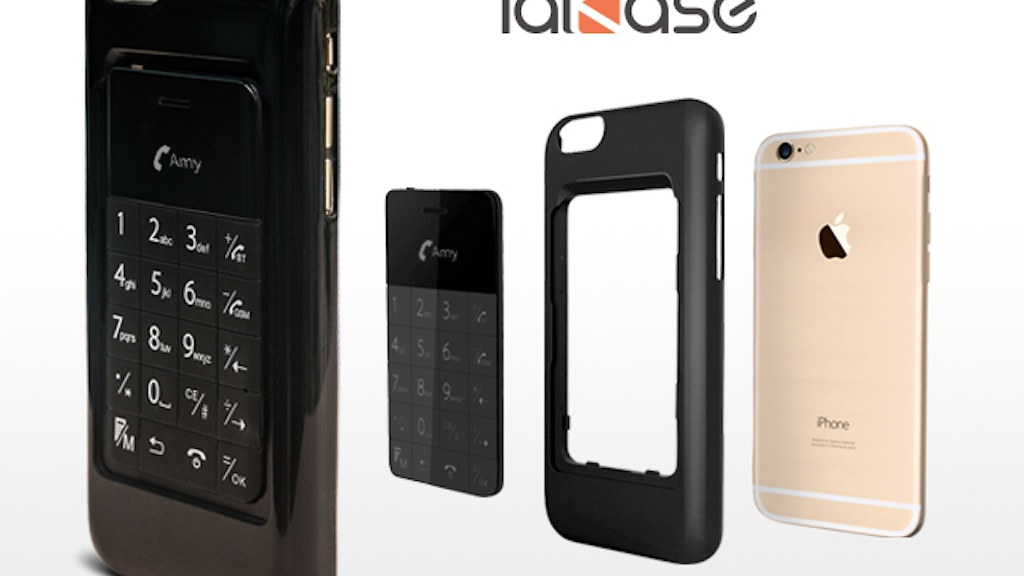 Talkase: the must-have accessory for a mobile lifestyle. project video thumbnail
