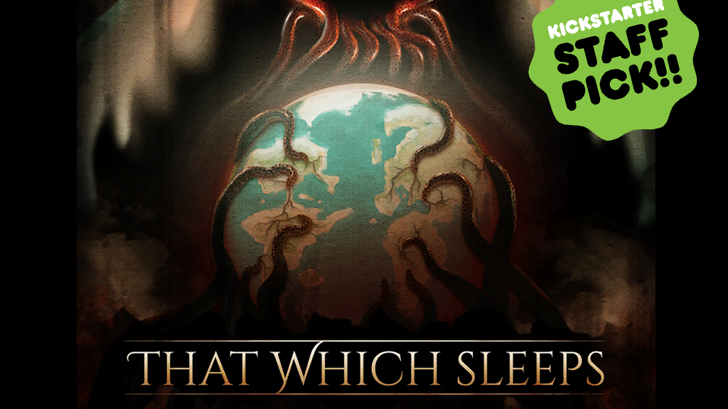 That Which Sleeps project video thumbnail