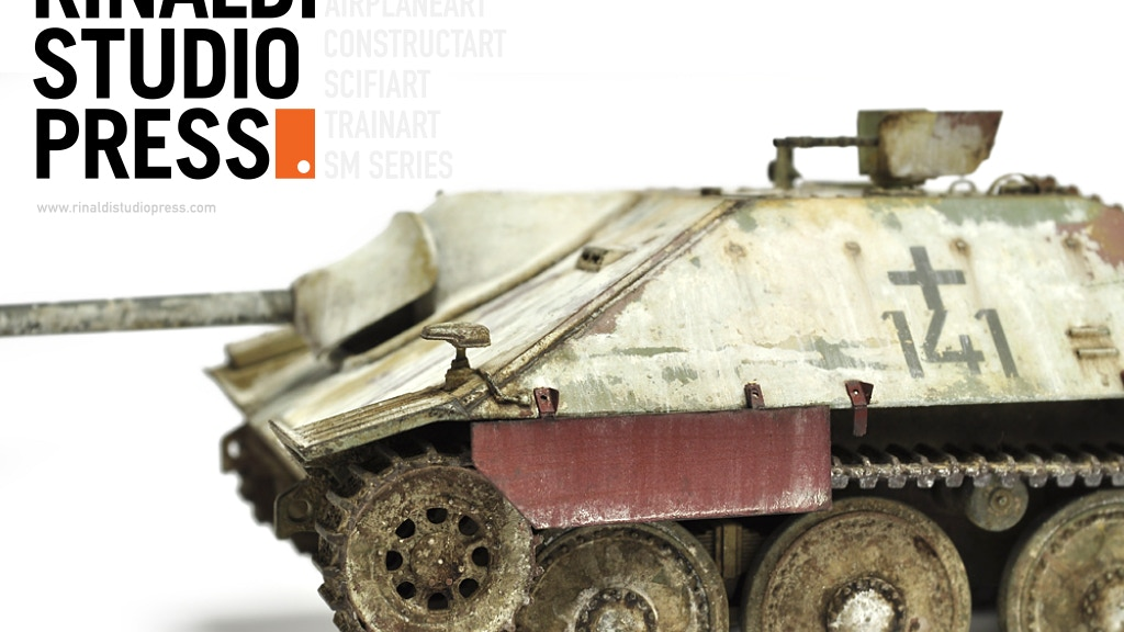 Project image for TANKART 4 GERMAN ARMOR is ready to roll out.