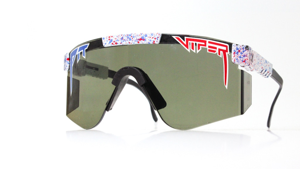 PIT VIPER: ADJUSTABLE, MILITARY DESIGNED SUNGLASSES project video thumbnail