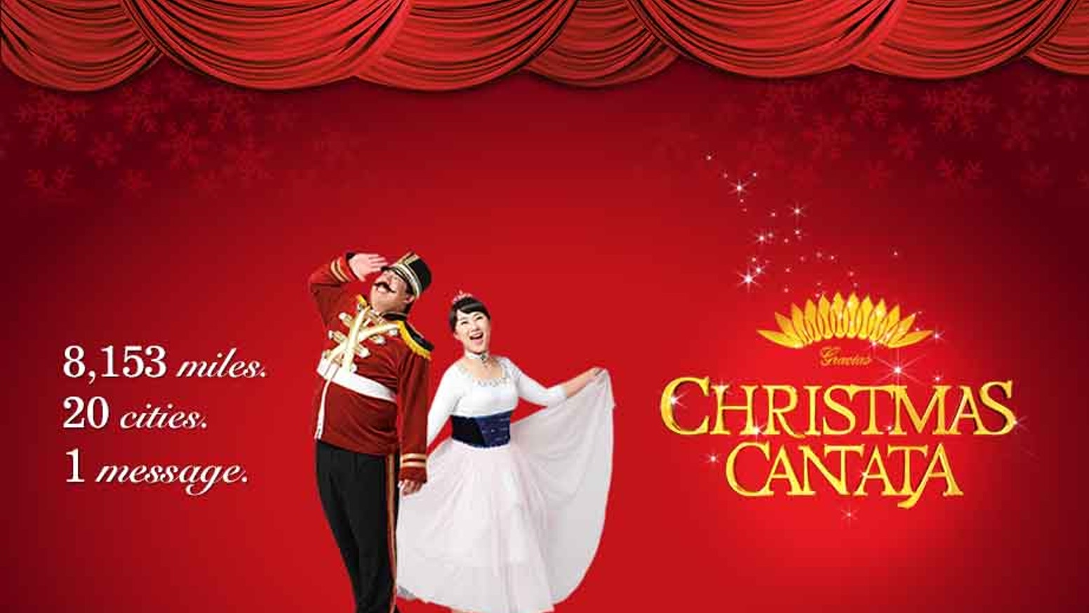 Christmas Cantata 2019 New Orleans.Bring Gracias Christmas Cantata Tour Back To The Us In 2015