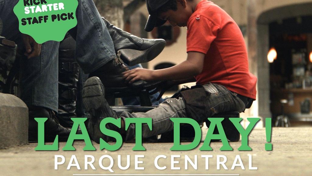 Parque Central project video thumbnail