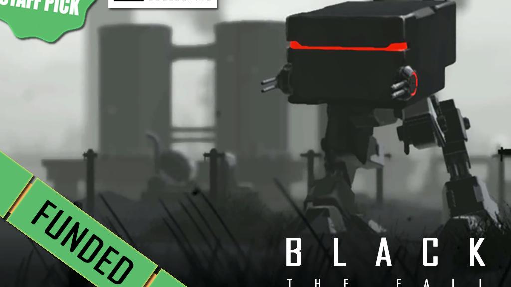 f794a280322a Black The Fall by Sand Sailor Studio — Kickstarter