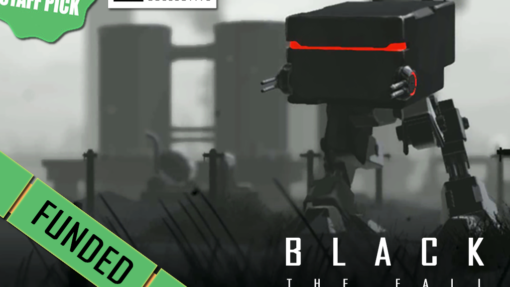 Black The Fall project video thumbnail