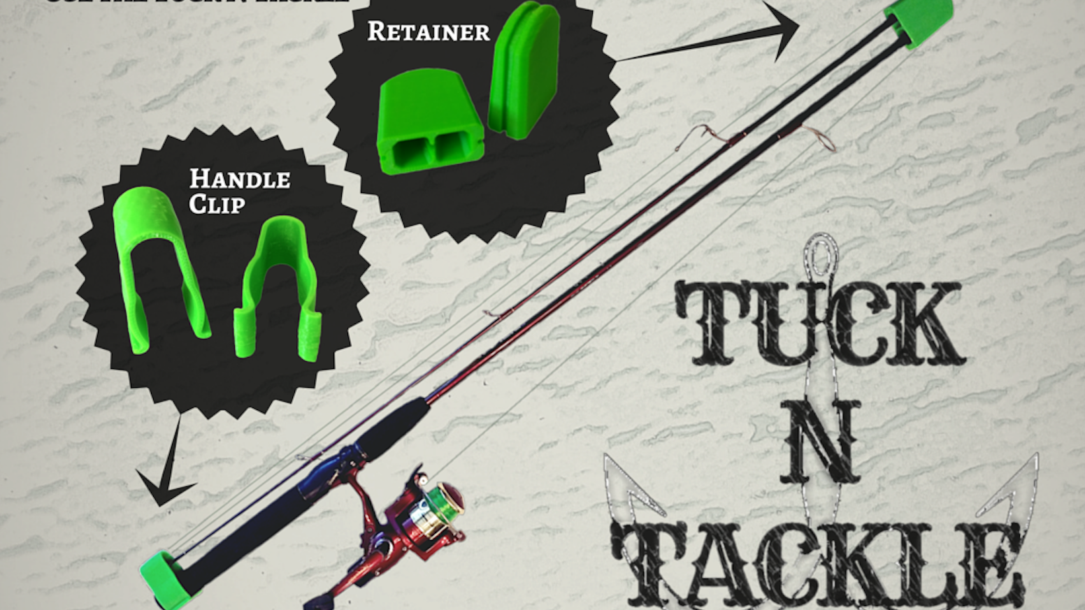 Tuck N Tackle Making Fishing Even More Enjoyable By Tuck N Tackle