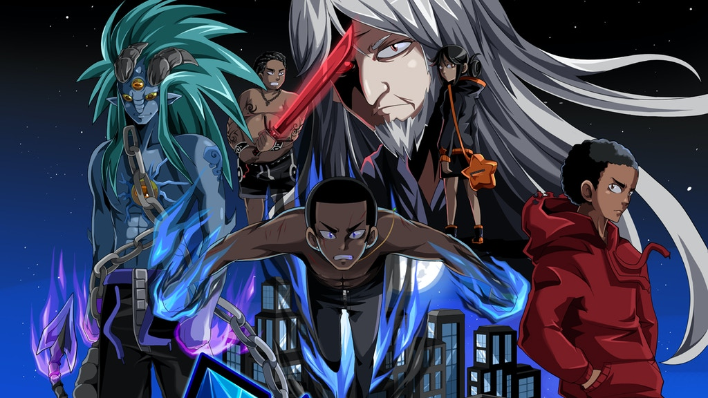 Project image for Bloodline: The Animated Series