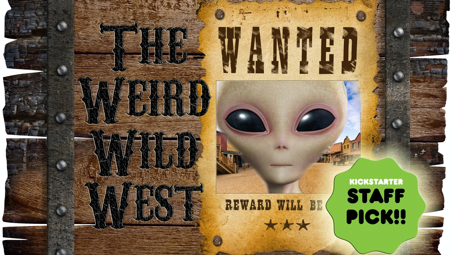 Tales of the weird wild west by danielle ackley mcphail kickstarter the great unknown and the wild frontier collide in the weird wild west with stories by fandeluxe Choice Image