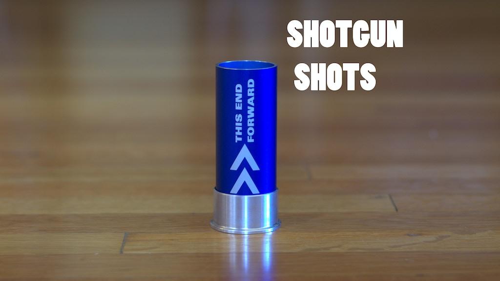 SHOTGUN SHOTS - All Metal Shotglasses project video thumbnail