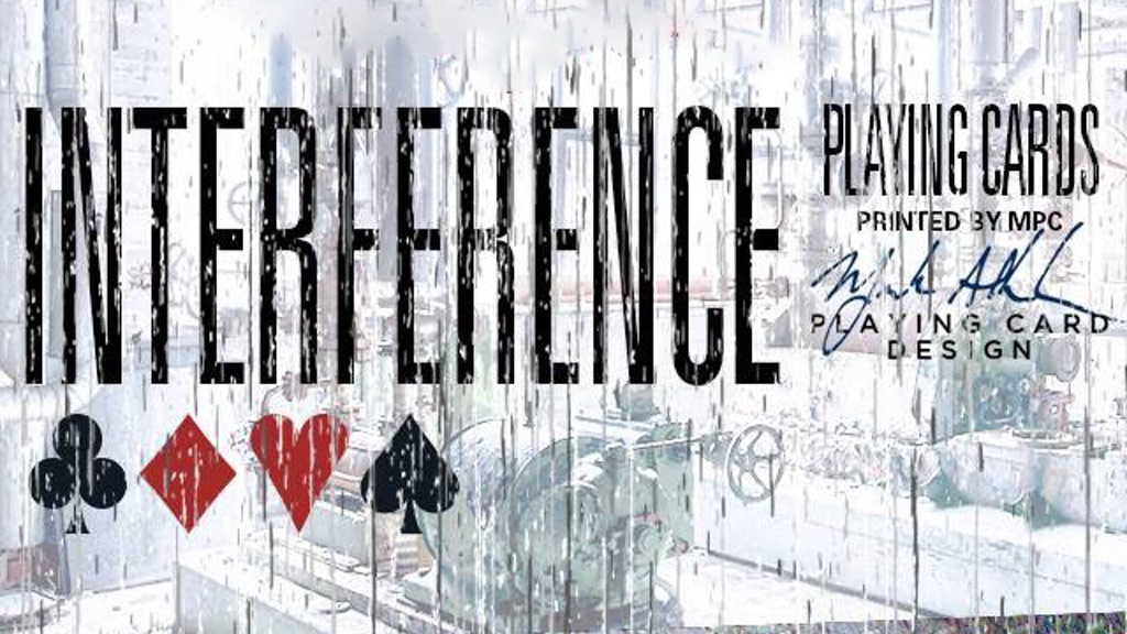 Interference Playing Cards (MPC) project video thumbnail