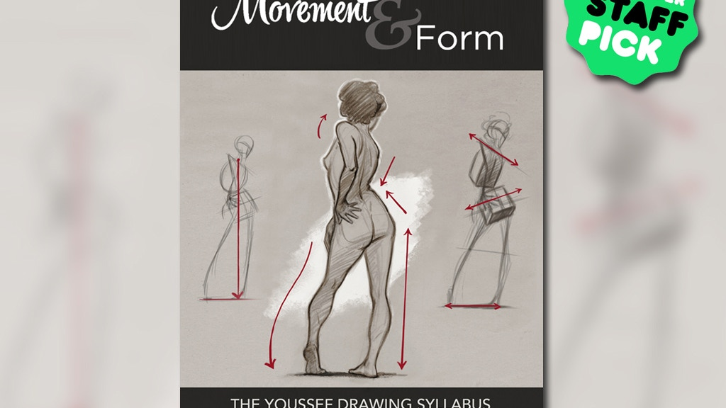 The Youssef Drawing Syllabus - Movement & Form project video thumbnail