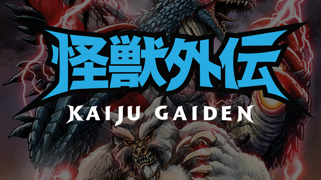 Kaiju Gaiden project video thumbnail
