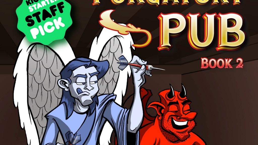 Purgatory Pub (Book 2) project video thumbnail