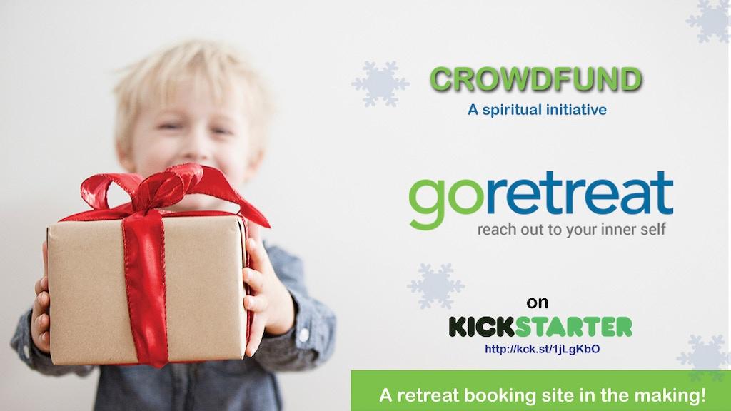 Goretreat.com - A Retreat Booking Website project video thumbnail
