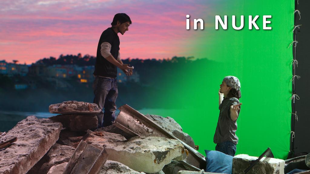 Learn Digital Compositing in Nuke by Aaron Estrada — Kickstarter