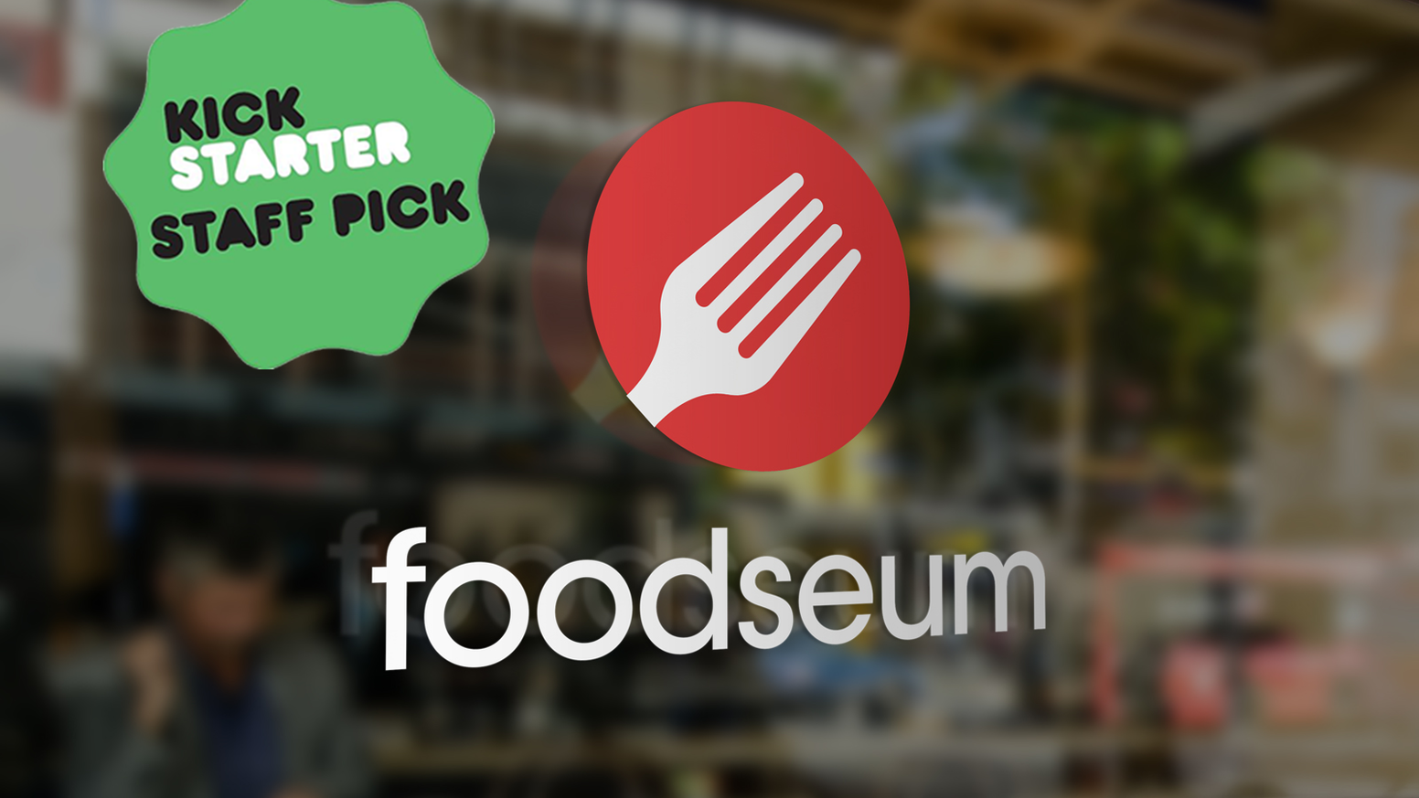 Help us open Foodseum's first interactive exhibit by May 2015.