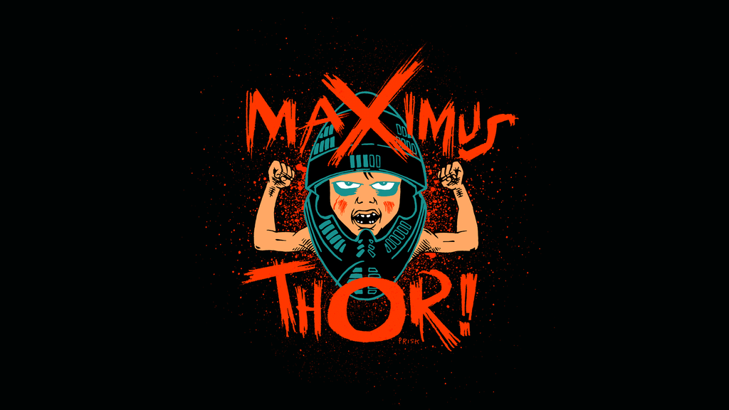 Maximus Thor : Yellow Magic project video thumbnail