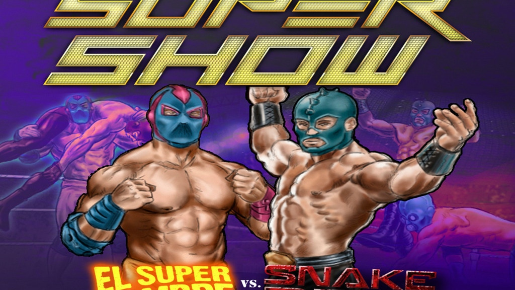 THE SUPERSHOW! The world's 1st UCG, Unpredictable Card Game. project video thumbnail