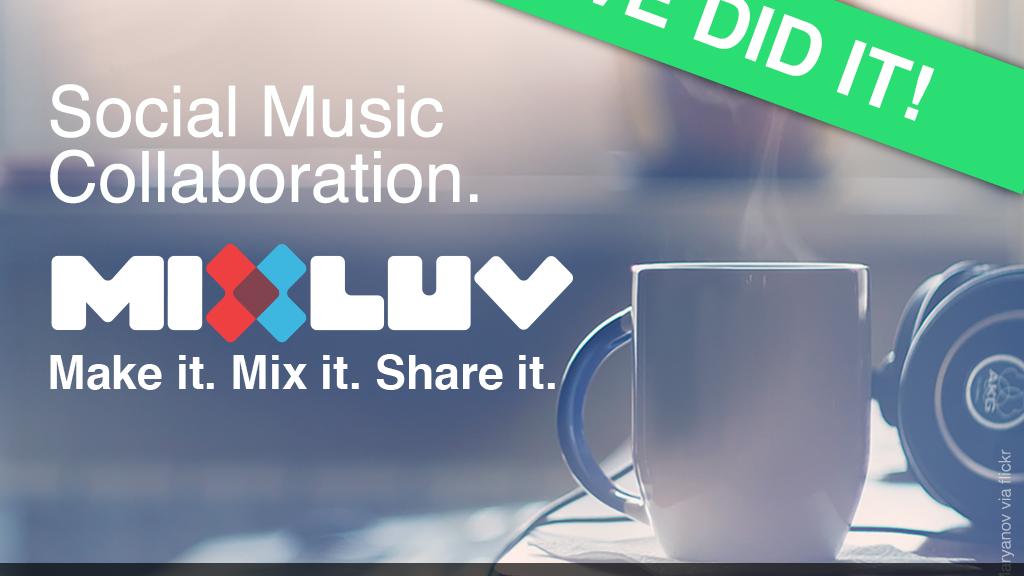 MixLuv   Make it. Mix it. Share it. project video thumbnail