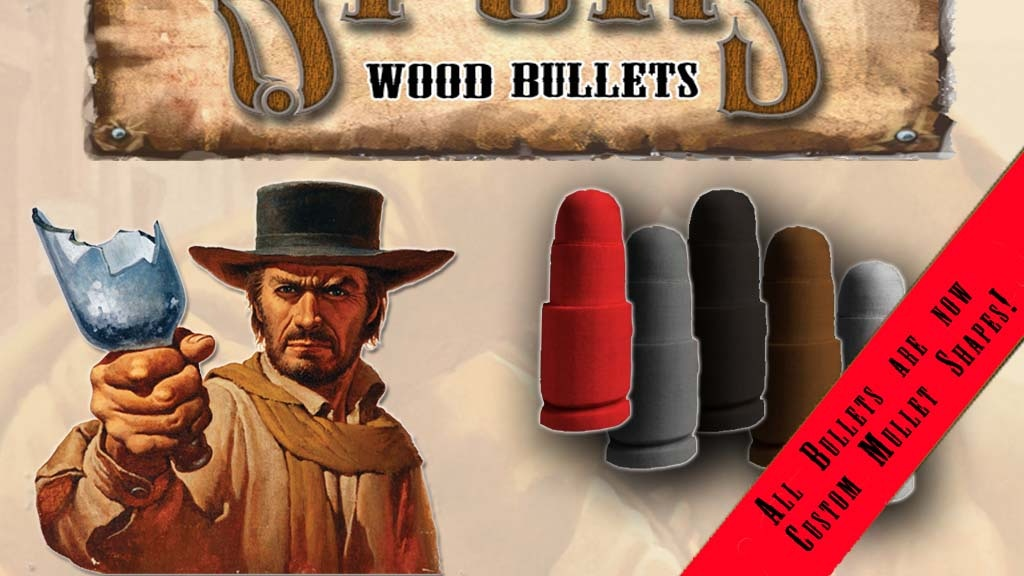 Spurs: Wood Bullets Expansion project video thumbnail