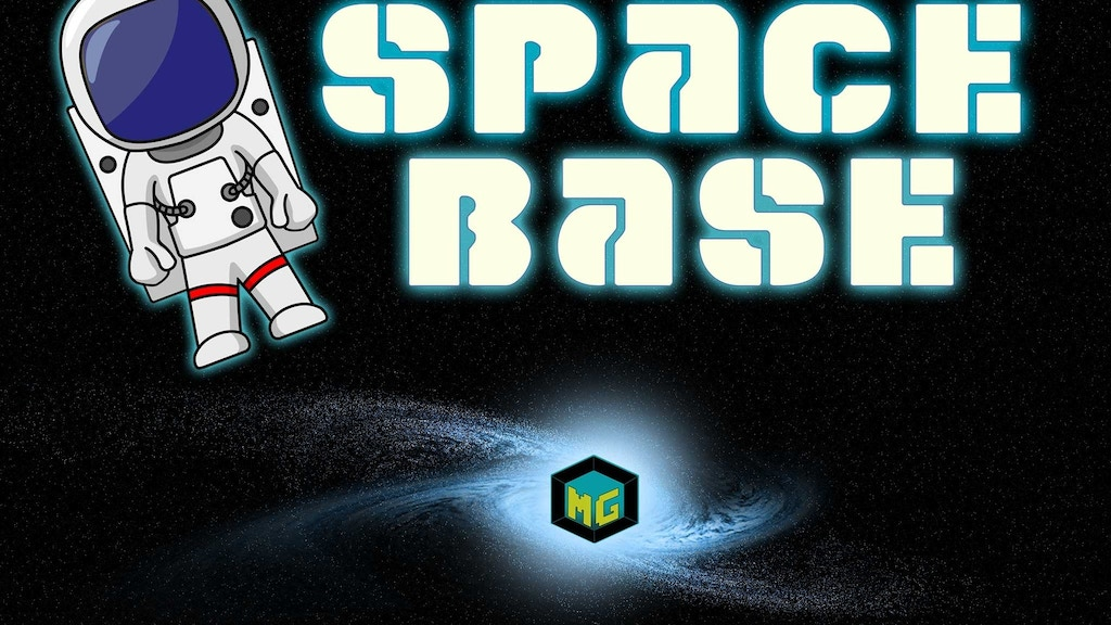 The Maine Game Club makes Space Base! project video thumbnail
