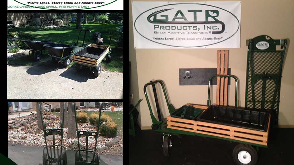 GATR - The most versatile outdoor tool on the market! project video thumbnail