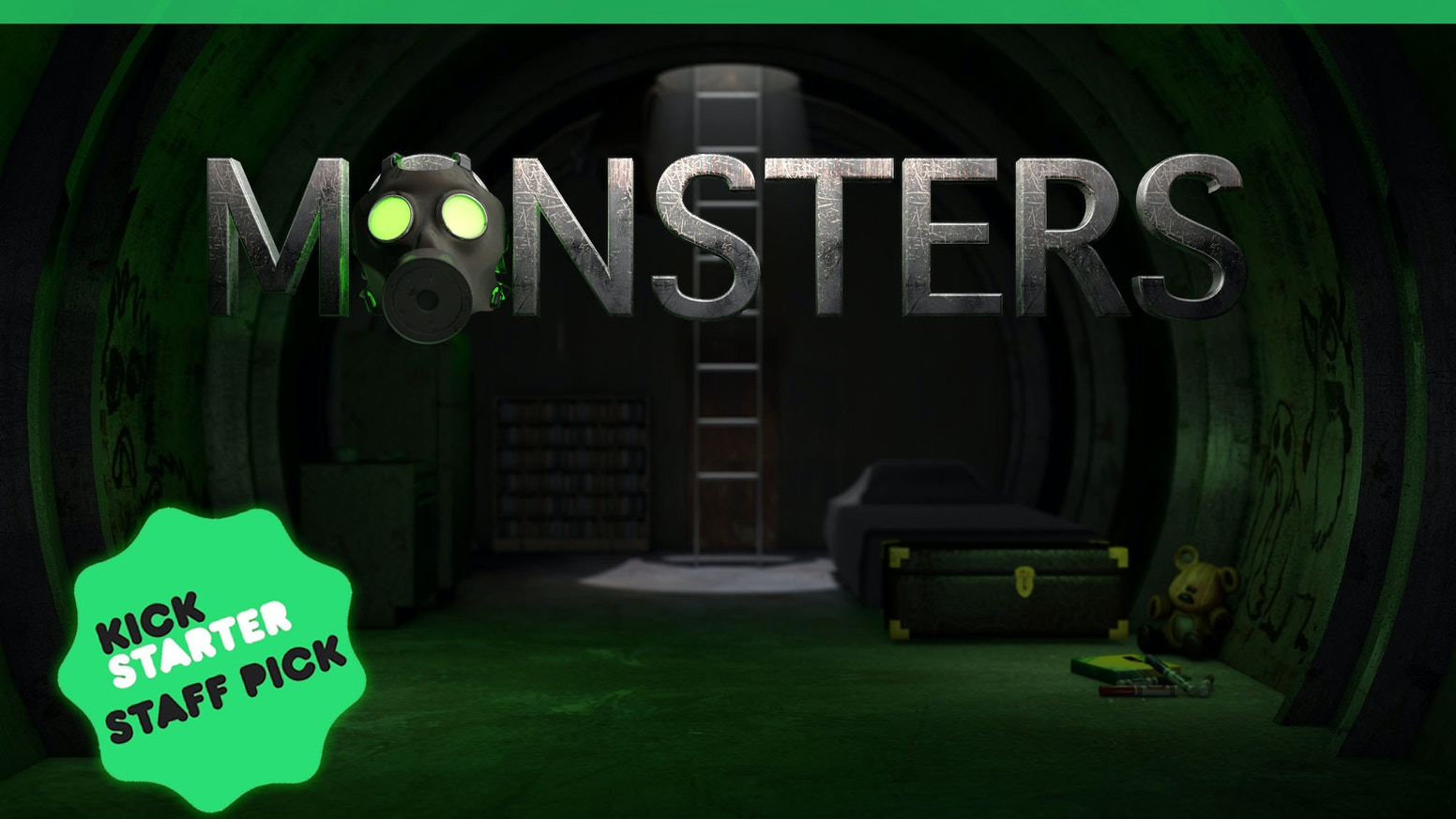 Monsters - The Short Film by Steve Desmond » Creepypasta and
