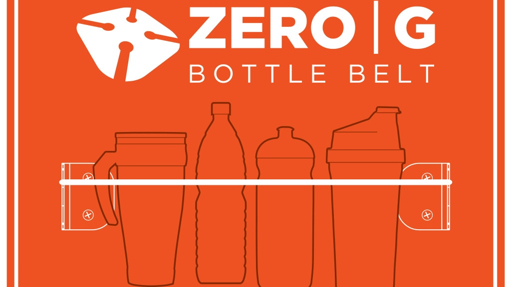 The ZERO | G Bottle Belt project video thumbnail