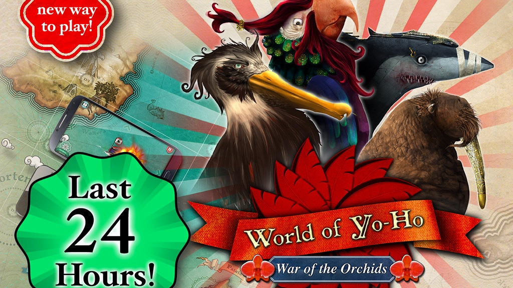 World of Yo-Ho project video thumbnail
