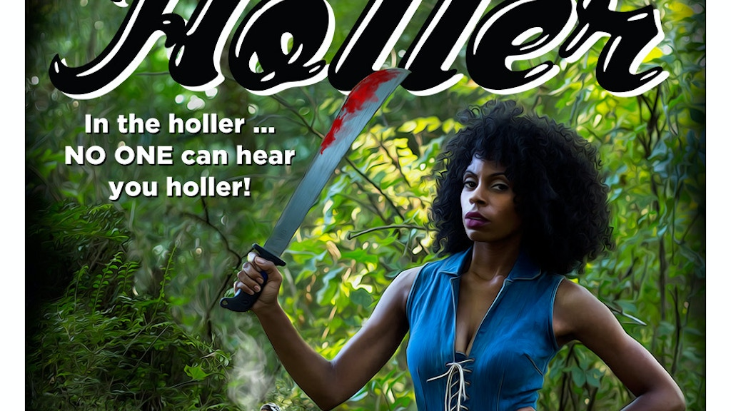 Black Holler: A Horror-Comedy project video thumbnail