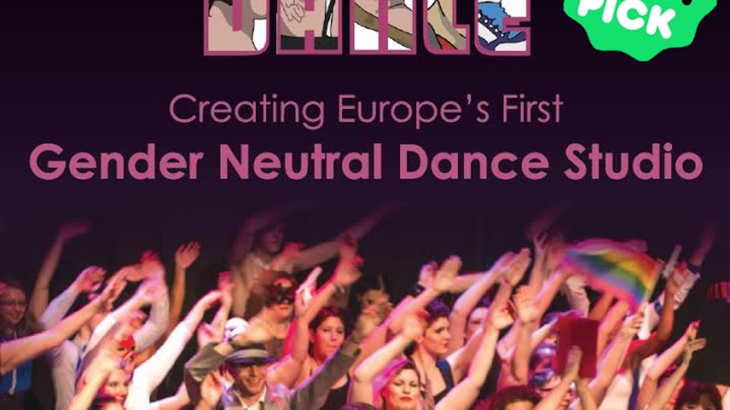 Europe's First Gender-Neutral Community Dance Studio project video thumbnail