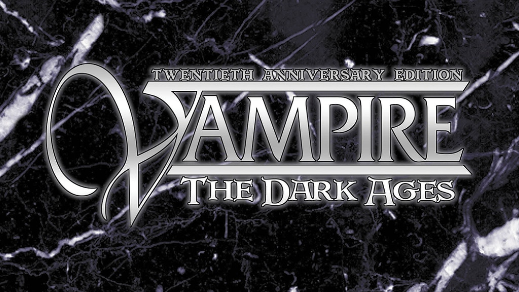 Deluxe V20 Dark Ages By Richard Thomas Kickstarter